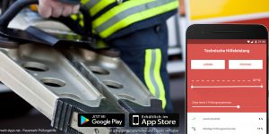 Technische Hilfeleistung - Feuerwehr Prüfungshilfe App
